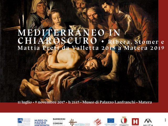 Una mostra d'arte collega le capitali della cultura Malta e Matera