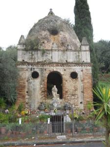 Tempio sulla Grotta di S.Venera Barcellona P.G