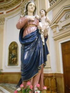 Madonna delle Grazie Barcellona P.G. 2