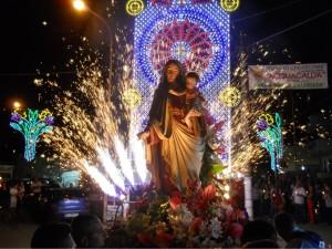 Madonna delle Grazie Barcellona P.G. 4