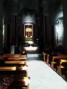 Simulacro di San Giovanni Battista - Monterosso Almo